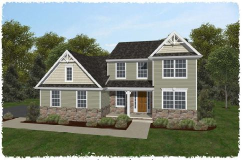 Single Family for Sale at Carriage Park - Oakmont 101 Woodlawn Avenue Palmyra, Pennsylvania 17078 United States
