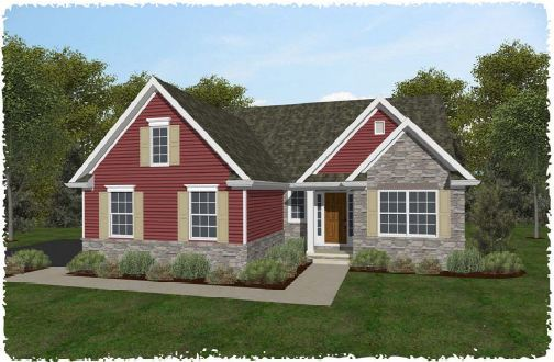 Keystone Custom Homes Inc Whisper Run Pinehurst