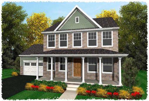 Single Family for Sale at Castleton - Marshall 619 Shadetree Boulevard Marietta, Pennsylvania 17547 United States