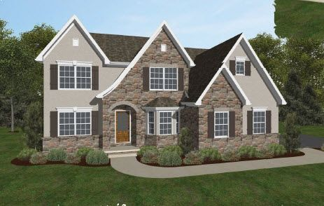 Falcon Ridge New Homes In Harrisburg Pa By Keystone Custom