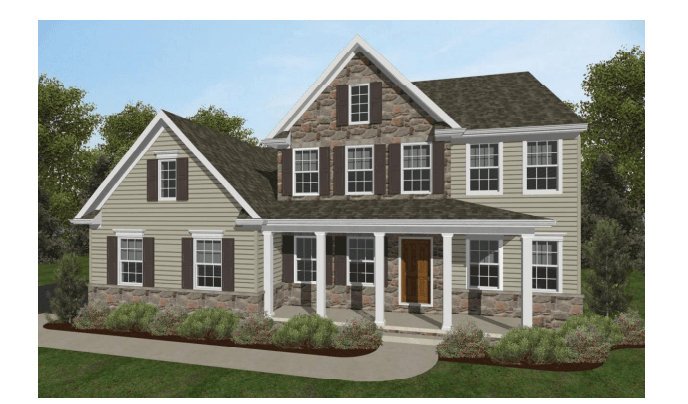 Single Family for Sale at Sweetbriar Creek - Nottingham 6194 Bayberry Avenue Manheim, Pennsylvania 17545 United States