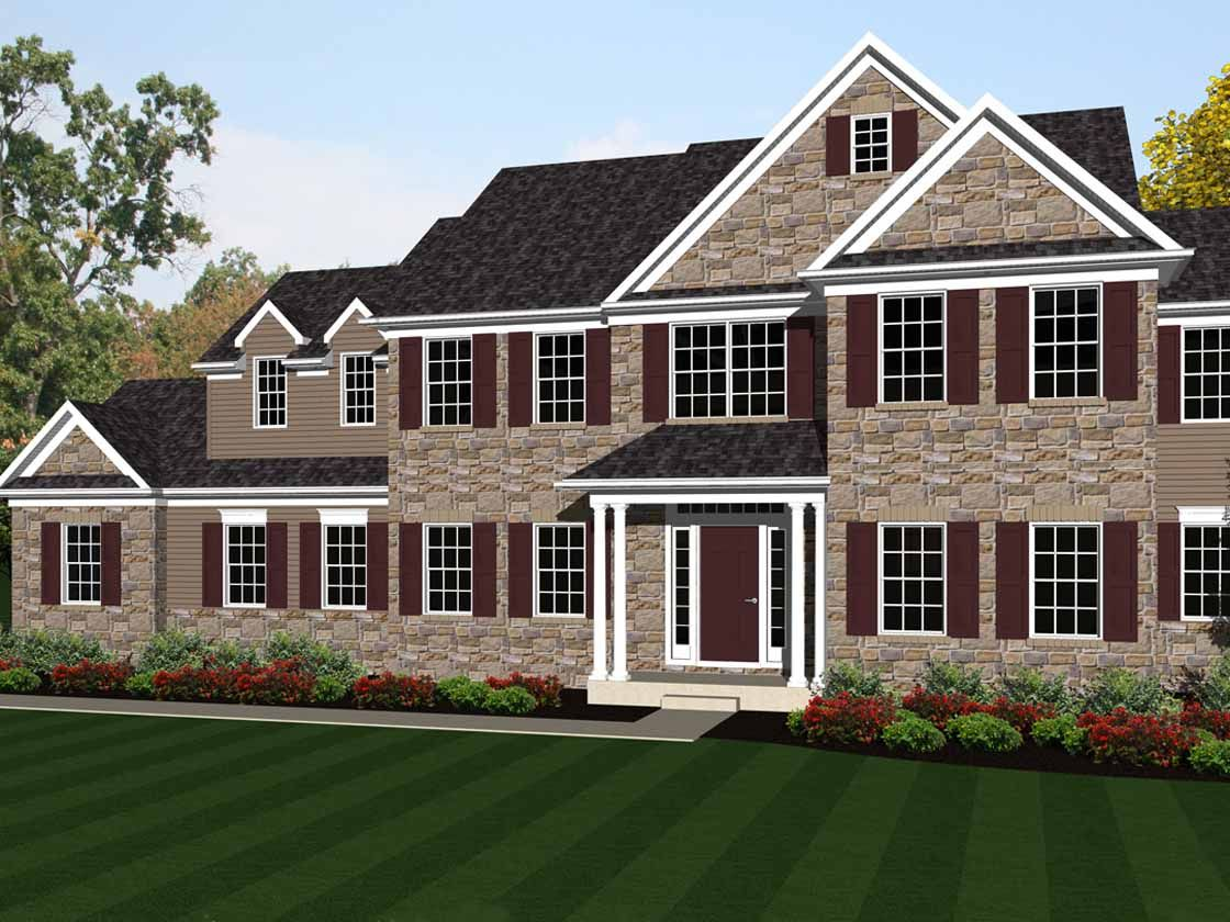 Single Family for Active at The Preserve At Marriotts Ridge - Samson Vintage Woodstock Road & Browns Farm Road Woodstock, Maryland 21163 United States