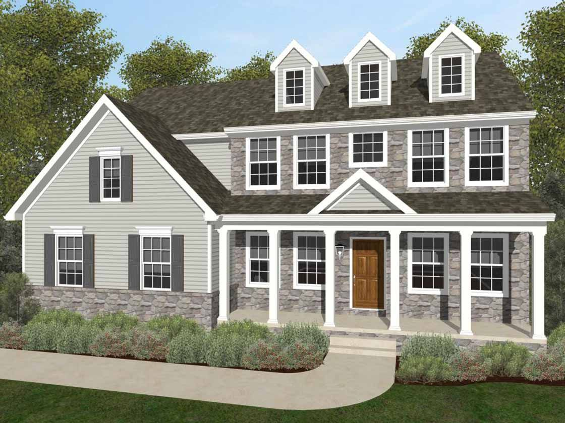 Single Family for Sale at Koller Pointe - Parker Traditional 3 Chelsea Ct New Freedom, Pennsylvania 17349 United States