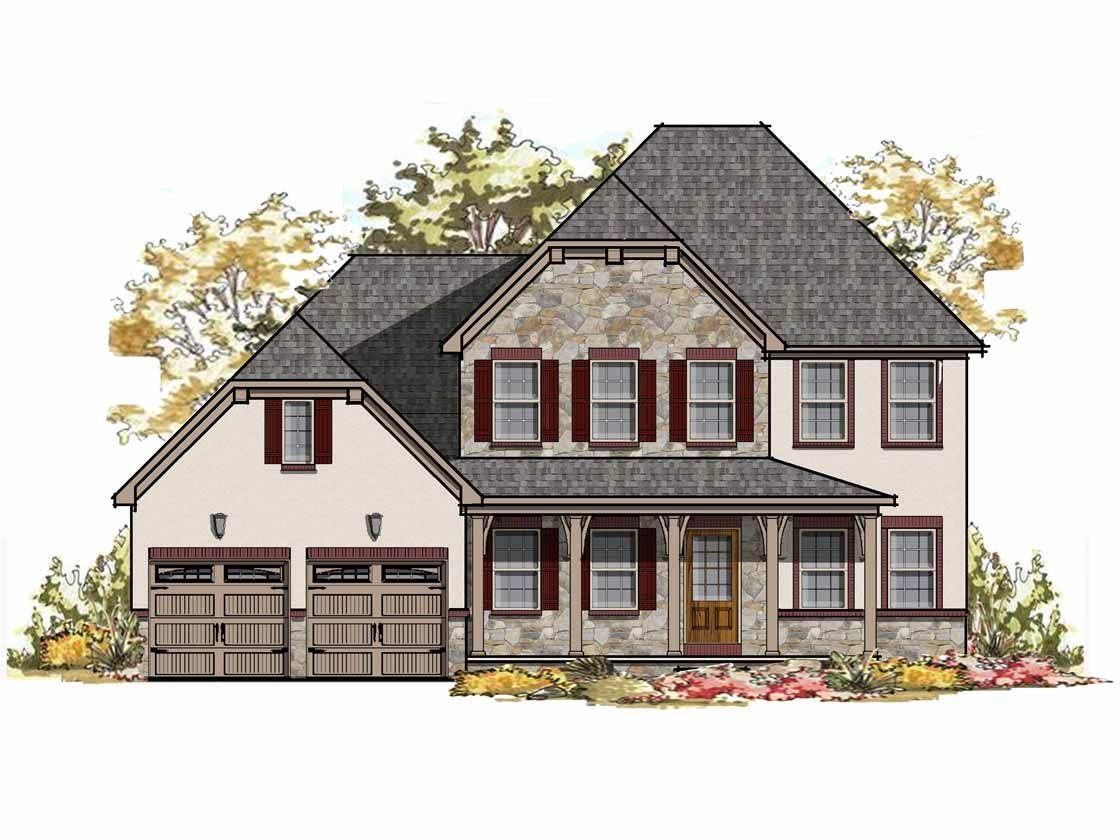 Single Family for Sale at Whitehaven Preserve - Nottingham Bordeaux 295 E Tolna Rd Shrewsbury, Pennsylvania 17361 United States