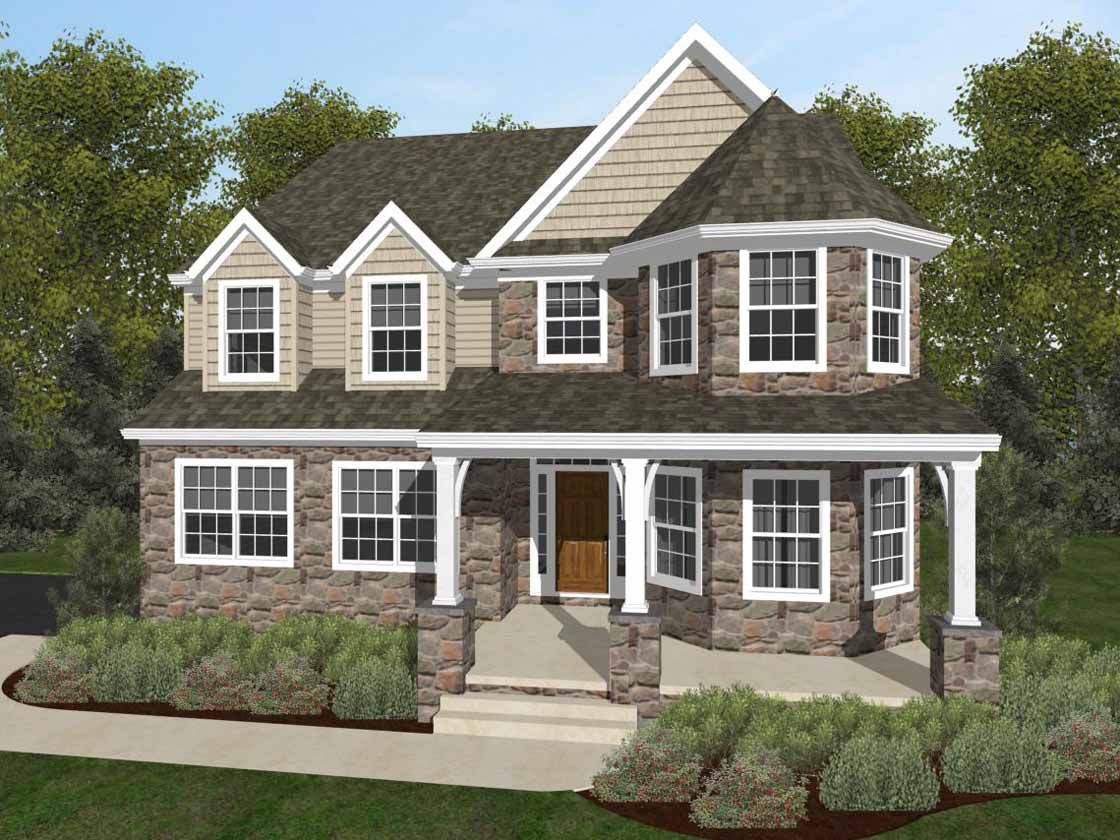 Single Family for Active at Peach Tree Estates - Covington Heritage 1659 Exeter Rd Westminster, Maryland 21157 United States