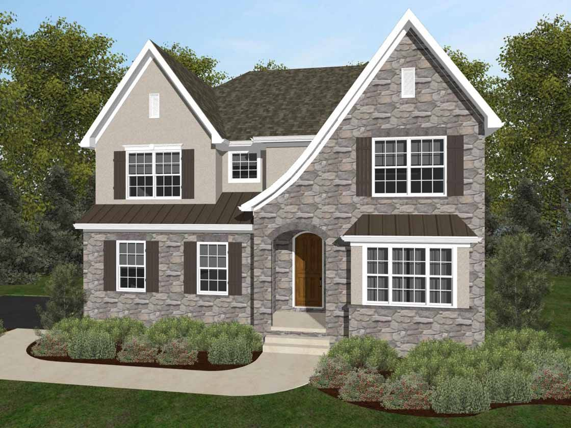 Single Family for Active at Peach Tree Estates - Covington Vintage 1659 Exeter Rd Westminster, Maryland 21157 United States