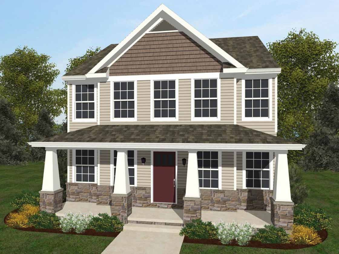 Single Family for Sale at Castleton Manor Homes - Preston Heritage 615 Shadetree Blvd Marietta, Pennsylvania 17547 United States