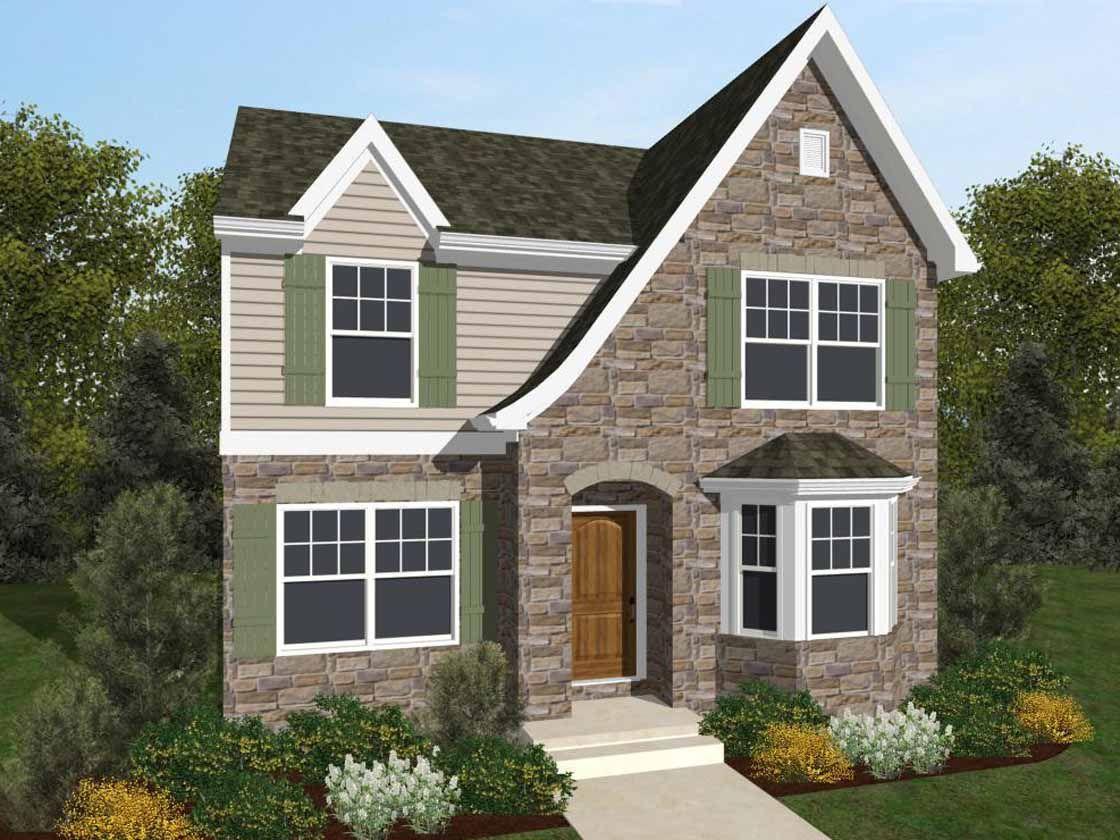 Single Family for Sale at Castleton Manor Homes - Preston Manor 619 Shadetree Blvd Marietta, Pennsylvania 17547 United States