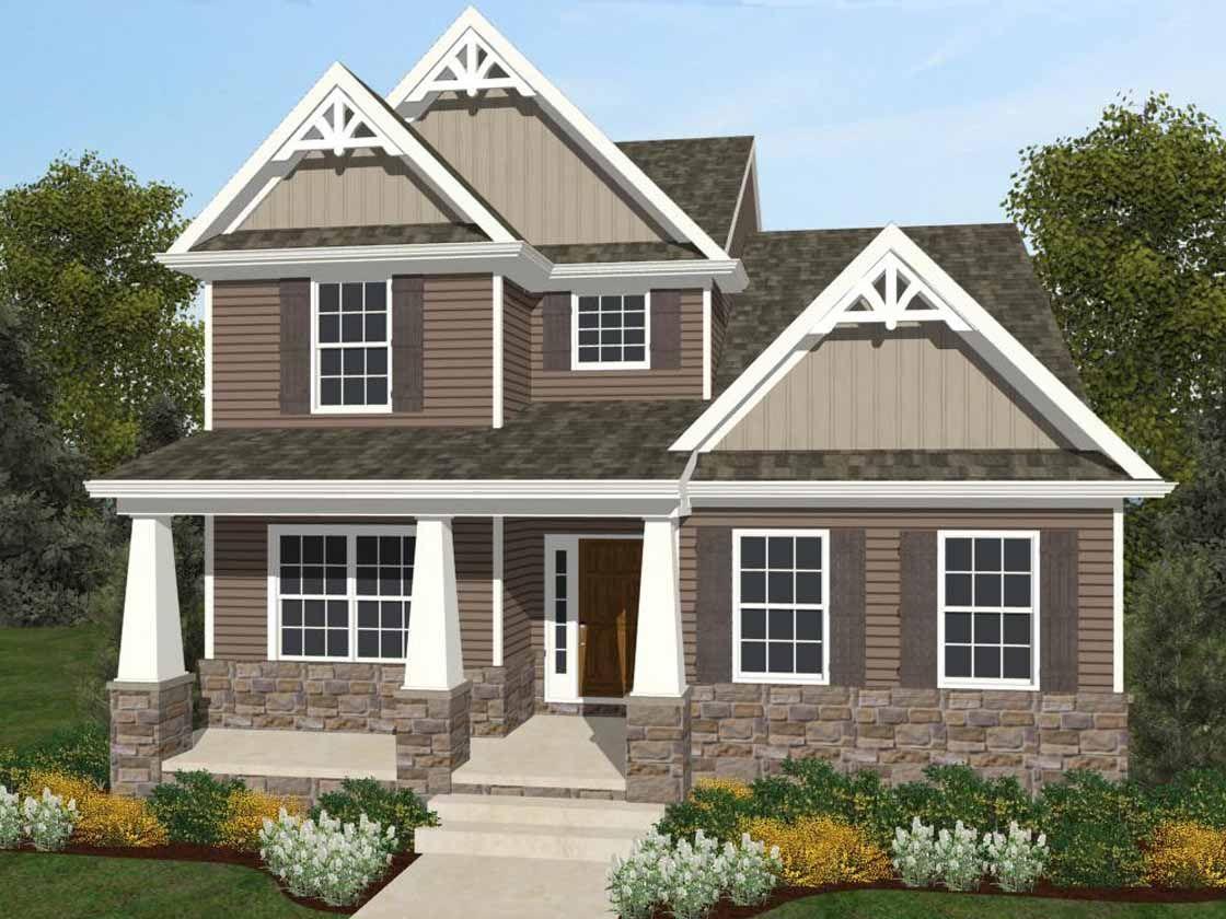 Single Family for Sale at Castleton Manor Homes - Milton Heritage 619 Shadetree Blvd Marietta, Pennsylvania 17547 United States