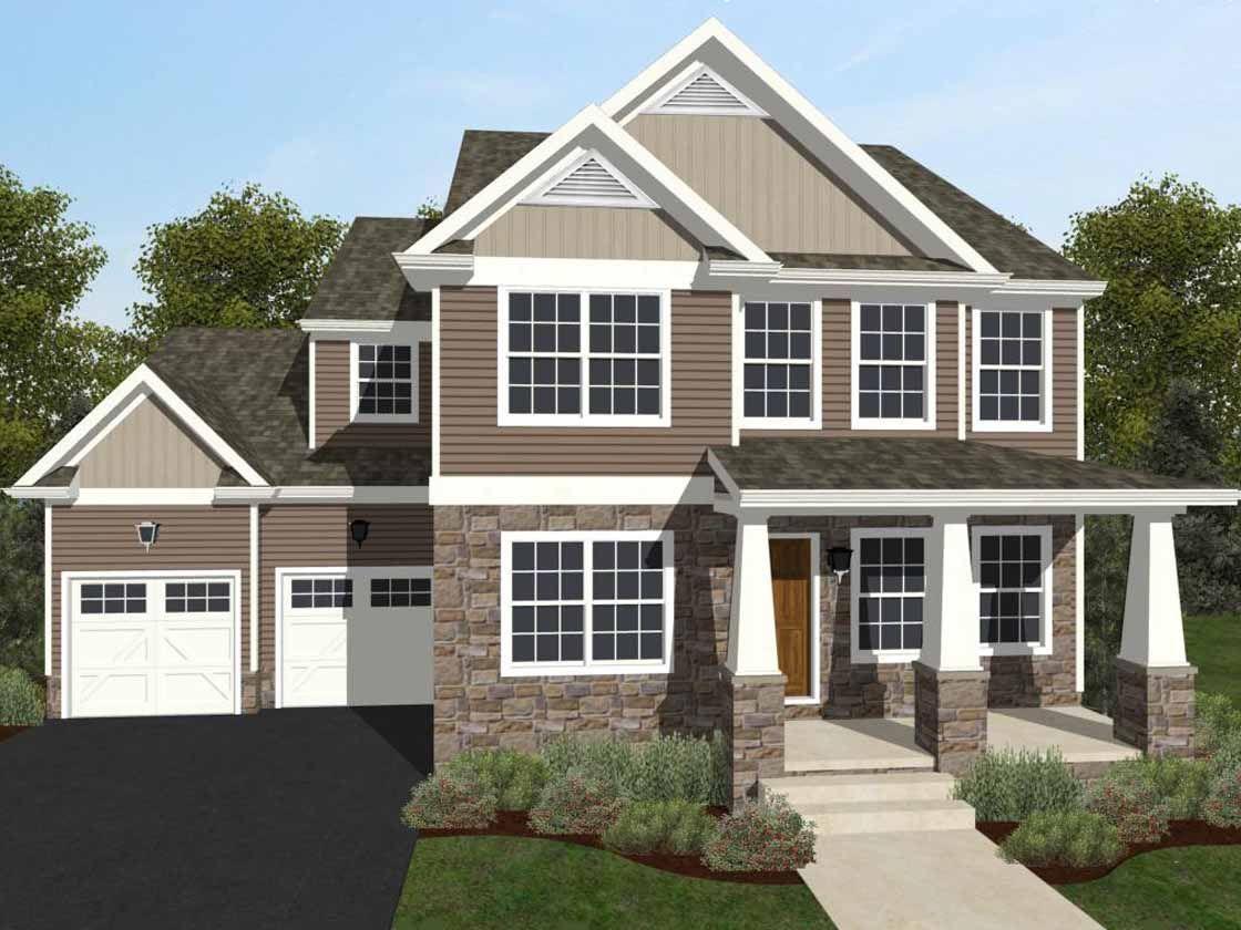 Single Family for Sale at Castleton - Addison Heritage 619 Shadetree Boulevard Marietta, Pennsylvania 17547 United States