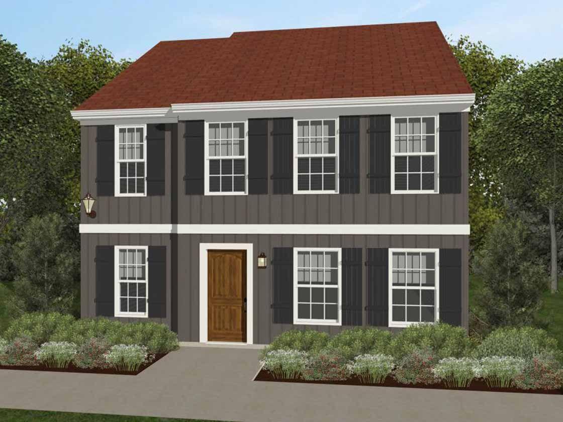 Keystone Custom Homes Stoudtburg Village Elyse Heritage