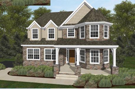 Single Family for Sale at Covington Heritage 5 Melody Lane Shrewsbury, Pennsylvania 17361 United States