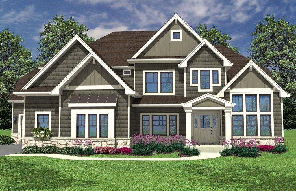 Single Family for Sale at The Ponds At Ashwood Park South - Wellsley Lacebark Ln Naperville, Illinois 60564 United States