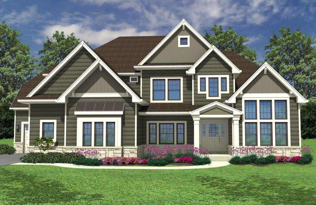 Single Family for Sale at The Ponds At Ashwood Park South - Wellsley Ii Lacebark Ln Naperville, Illinois 60564 United States