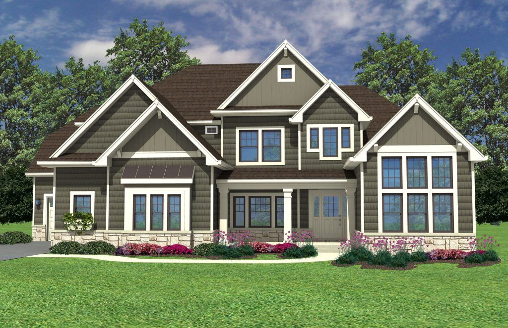 Single Family for Sale at The Ponds At Ashwood Park South - Wellsley Iii Lacebark Ln Naperville, Illinois 60564 United States
