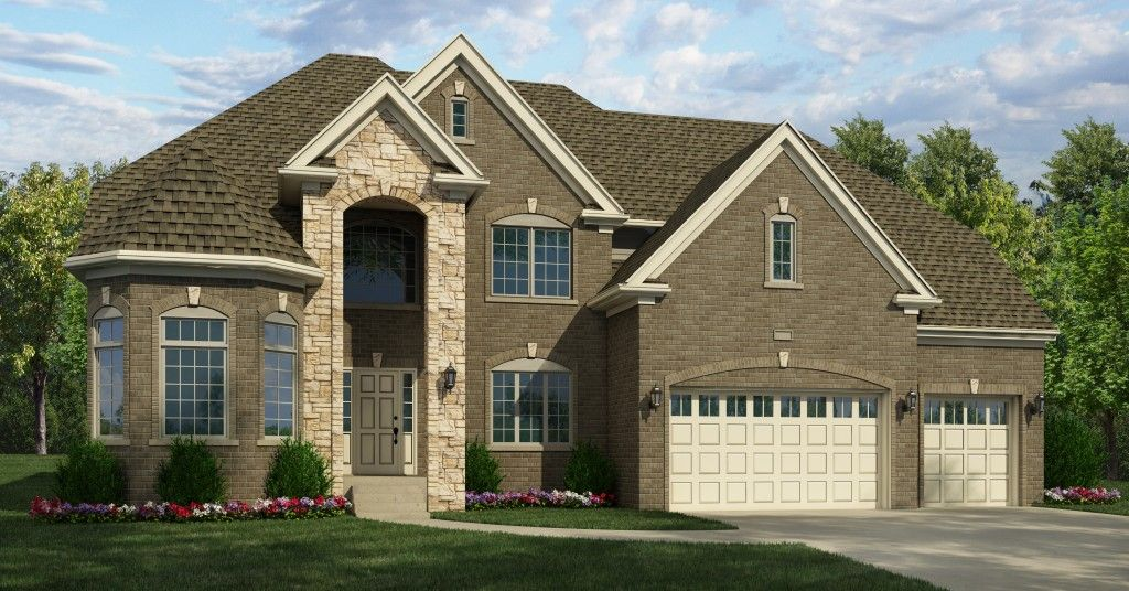 Single Family for Sale at The Ponds At Ashwood Park South - Henley Lacebark Ln Naperville, Illinois 60564 United States