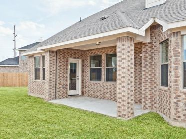 Single Family for Sale at Castlegate Ii - The Ashley 3309 Fiddlers Green Bryan, Texas 77808 United States