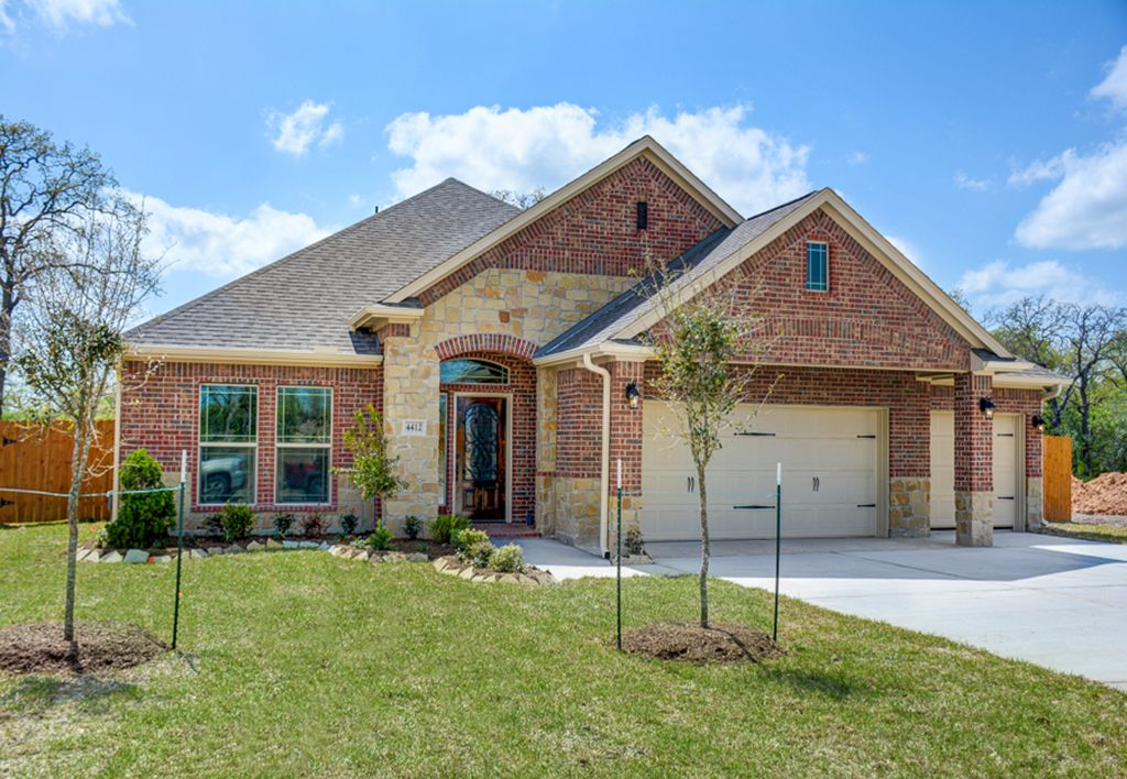 Kinsmen Homes Bryan College Station Area Build On Your
