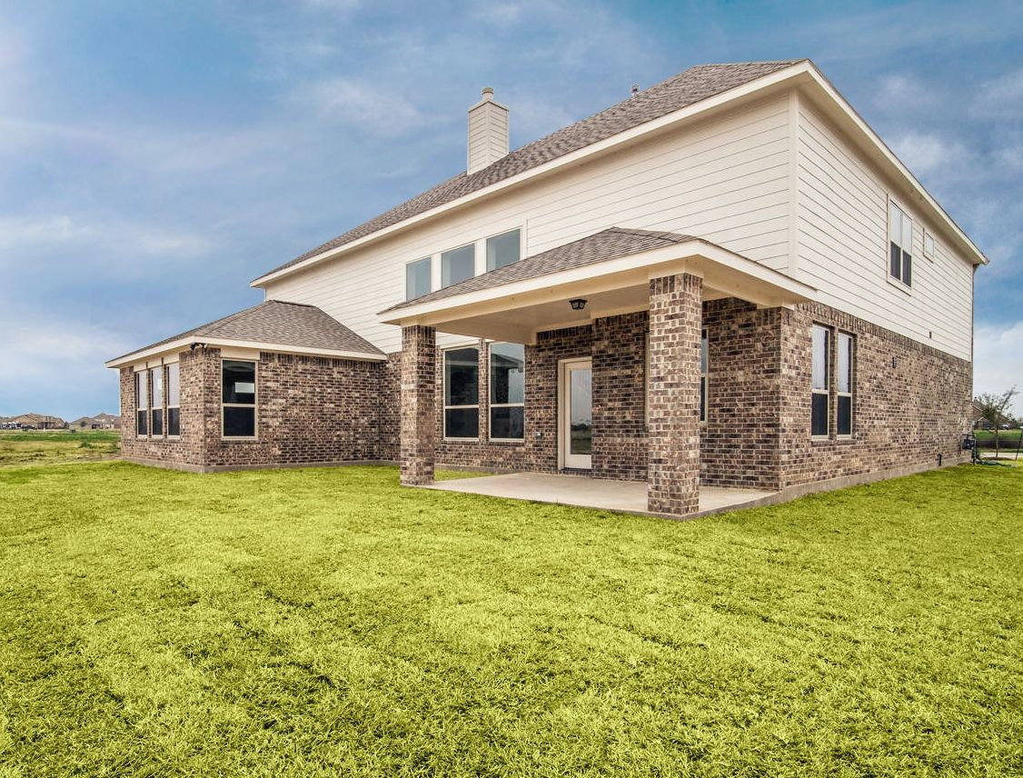 Single Family for Sale at Castlegate Ii - The Jennifer 3309 Fiddlers Green Bryan, Texas 77808 United States