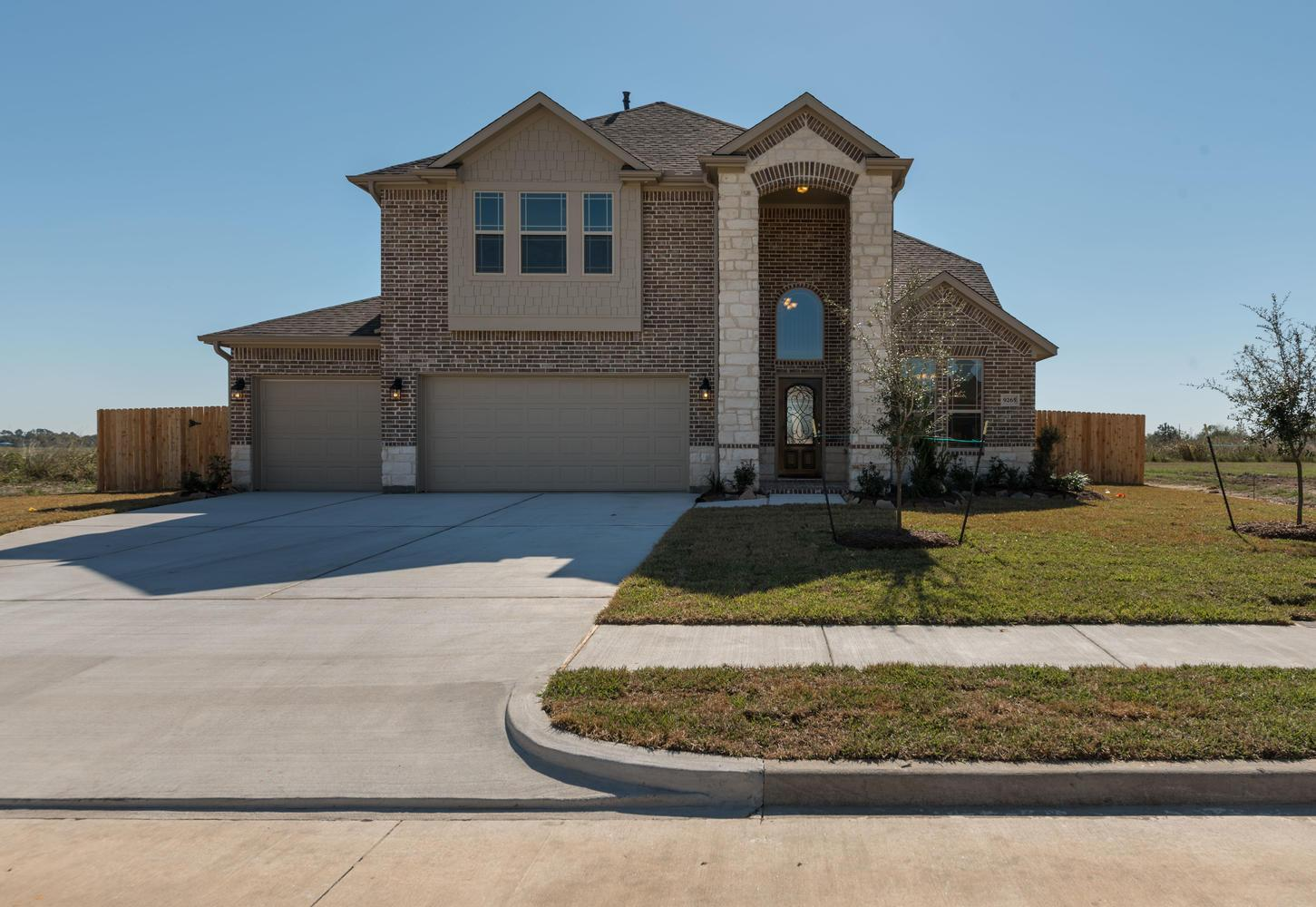 Beaumont new homes topix for Home builders southeast texas
