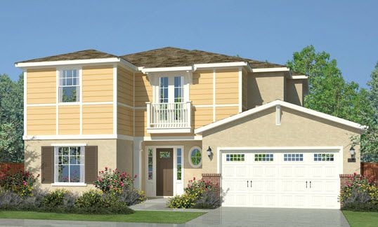 Single Family for Sale at Anchor Pointe - Residence 2 7044 Harborhaven Way Discovery Bay, California 94505 United States