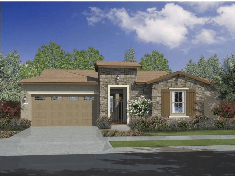Single Family for Active at Mosaic At The Lakes - Residence 3 9231 Shearwater Circle Discovery Bay, California 94505 United States