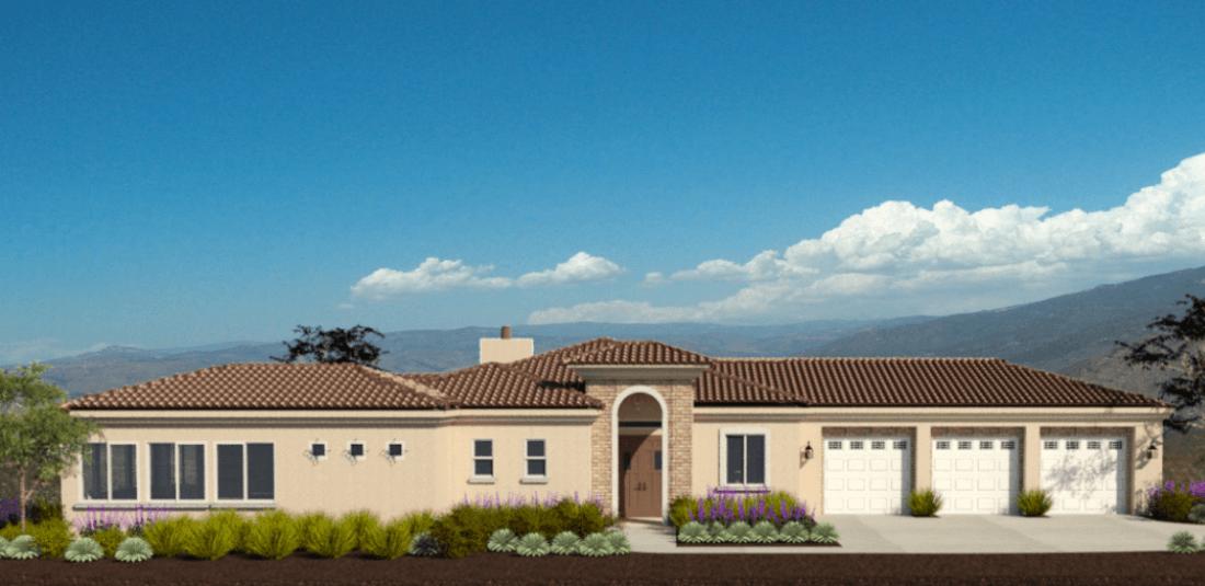 Single Family for Sale at Circa De Loma Homesite 4 5237 Circa De Loma Fallbrook, California 92028 United States