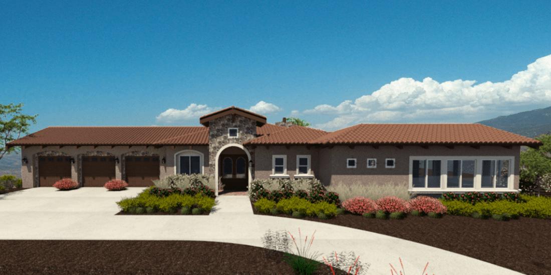 Single Family for Sale at Circa De Loma Homesite 4 5225 Circa De Loma Fallbrook, California 92028 United States