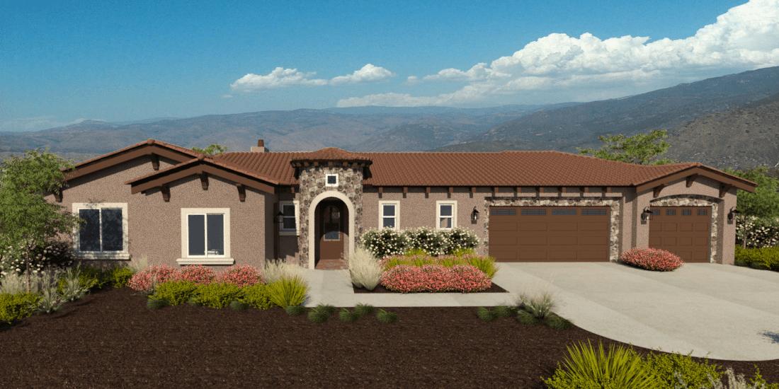 Single Family for Sale at Circa De Loma Homesite 6 214 Circa Del Cielo Fallbrook, California 92028 United States