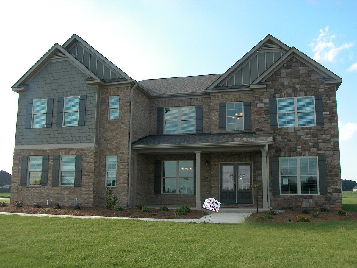 Warner Robins New Homes Topix