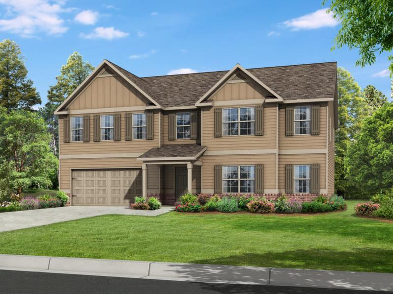 Ενοικιάζεται για την Πώληση στο Tyler Ridge - The Reinhardt 318 Cambrian Dr Kathleen, Georgia 31047 United States