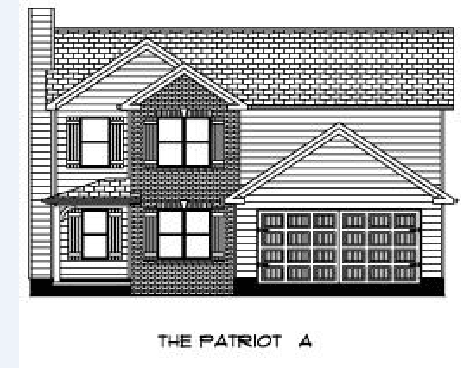 単一家族 のために 売買 アット Amelia Place - The Patriot 4 100 Amelia Dr Byron, Georgia 31008 United States