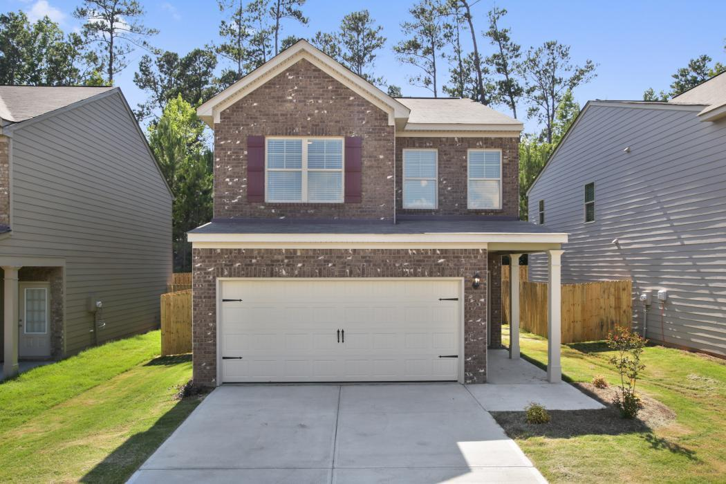 Knight homes ravenwood the raintree i 1352630 union for Ravenwood homes