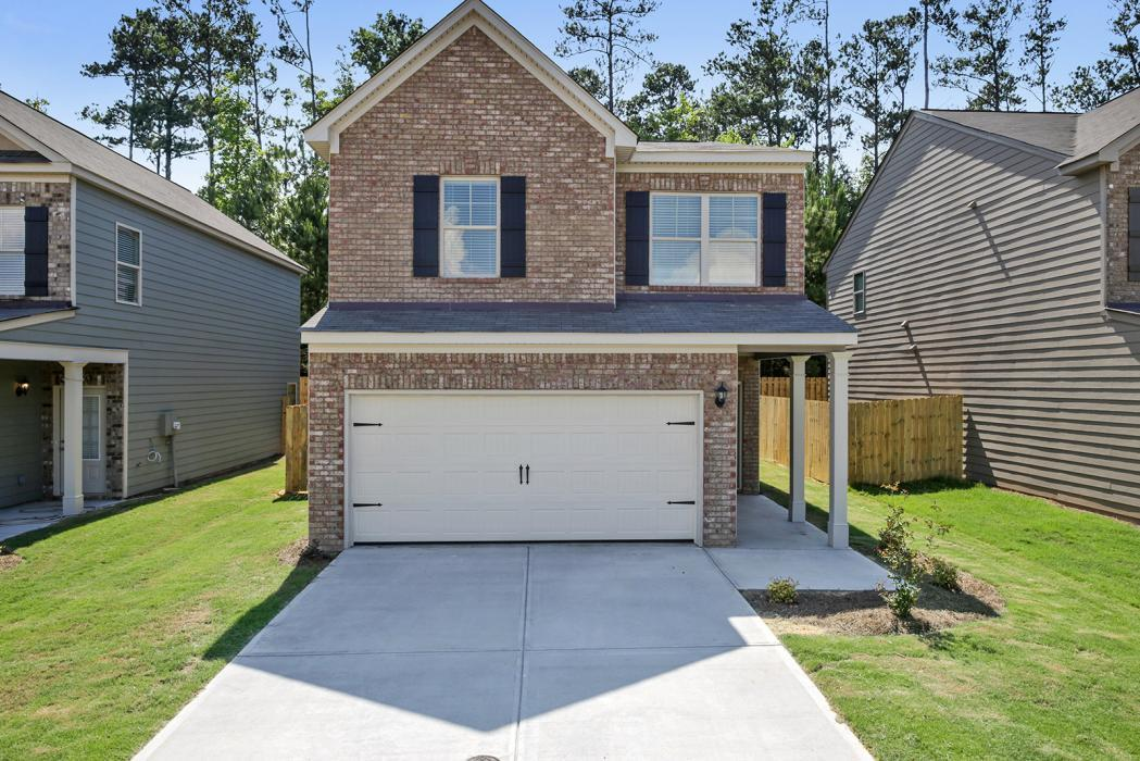 Knight homes ravenwood the wallace ii 1352632 union for Ravenwood homes