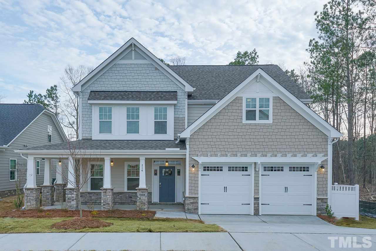 714 Sunland Drive, Knightdale, NC Homes & Land - Real Estate