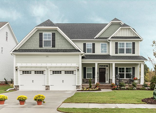 Single Family for Active at The Beaufort 720 Twin Star Lane Knightdale, North Carolina 27545 United States