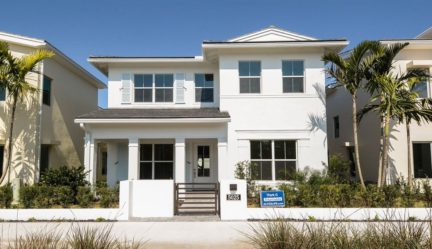 palm beach gardens new homes new construction home builders