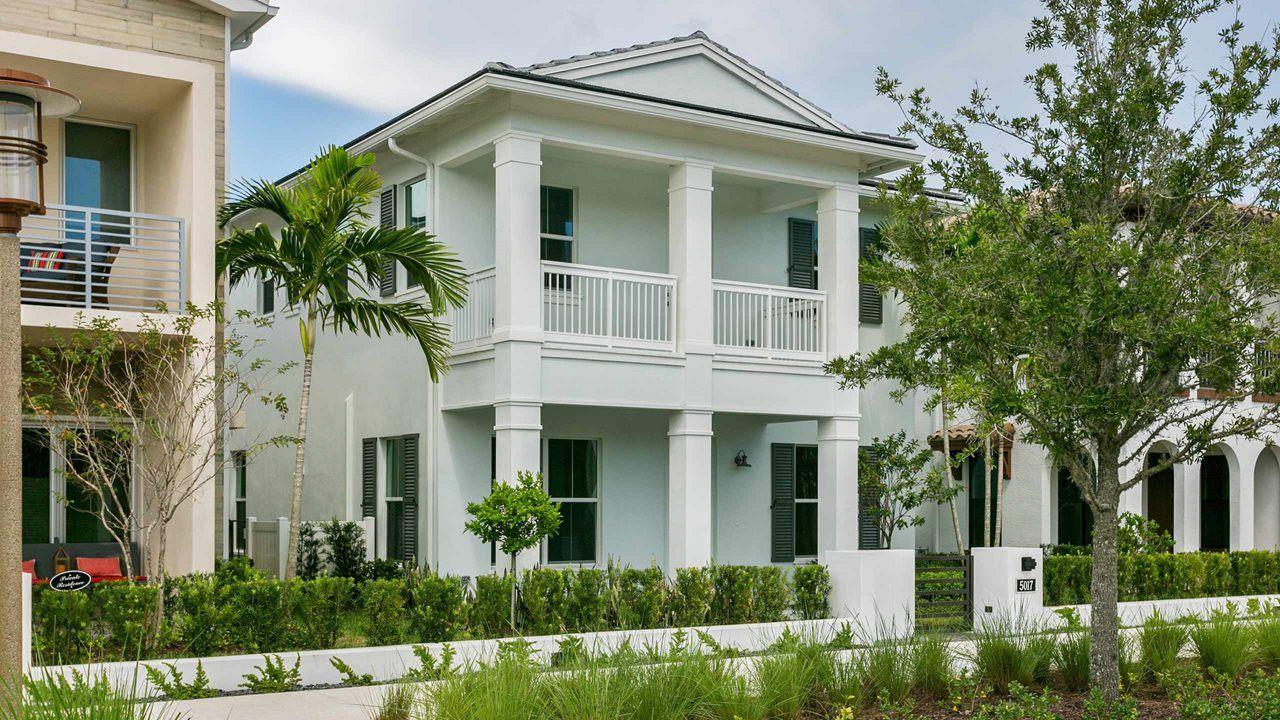 Palm Beach Gardens New Homes New Construction Home