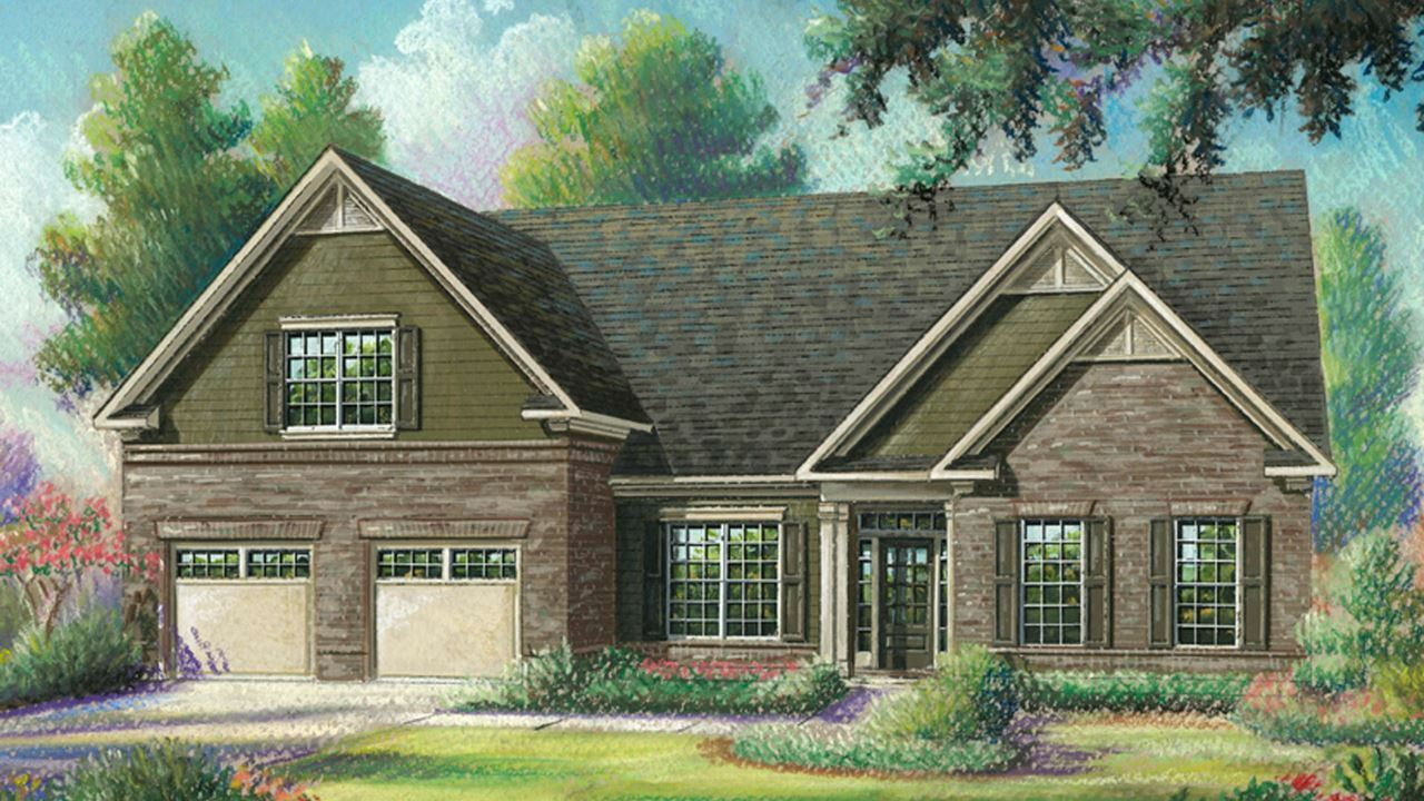 Single Family for Sale at Cresswind At Lake Lanier - Spruce 3007 Scarlet Oak Lane Gainesville, Georgia 30504 United States