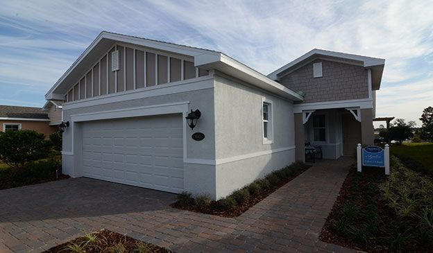 Cresswind At Victoria Gardens New Homes In Deland Fl By