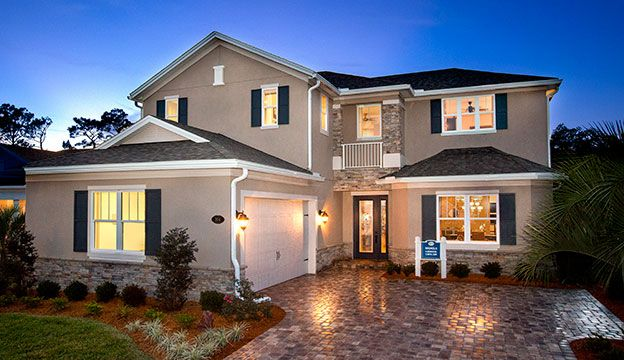 Victoria hills new homes in deland fl by kolter homes for New home builders victoria