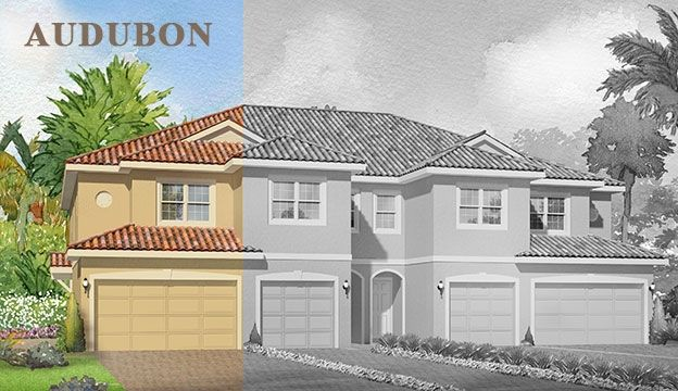 Single Family for Sale at River Glen - Audubon 692 Sw Glen Crest Way Stuart, Florida 34997 United States
