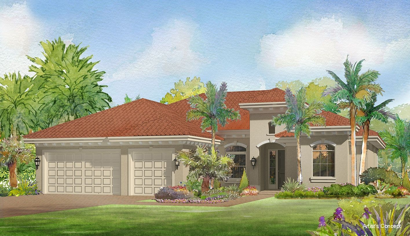 Single Family for Sale at Tres Belle Estates - Bimini 6908 Se Pierre Circle Stuart, Florida 34997 United States
