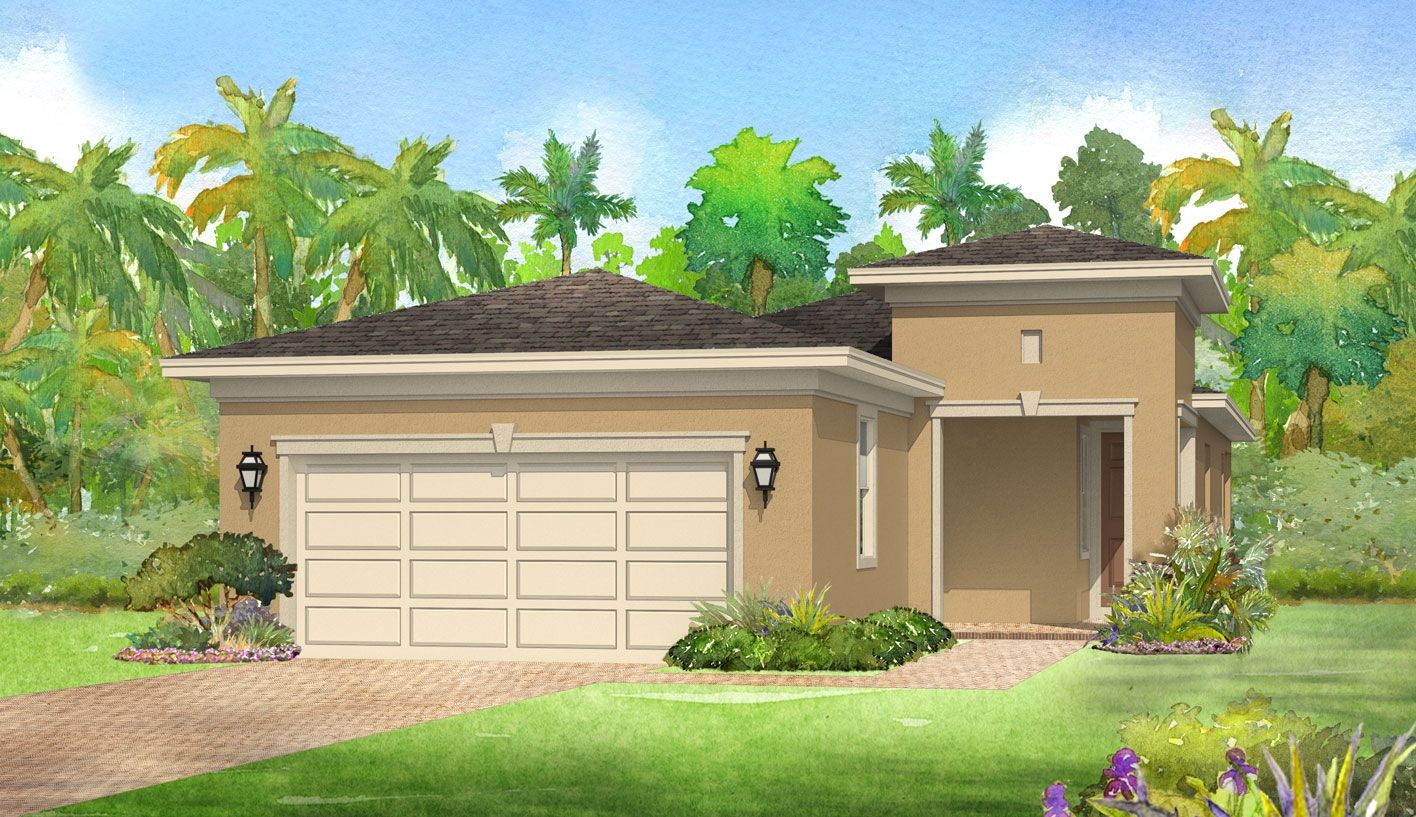 Real Estate at 1101 NW Vivaldi Court, Port Saint Lucie in Saint Lucie County, FL 34986