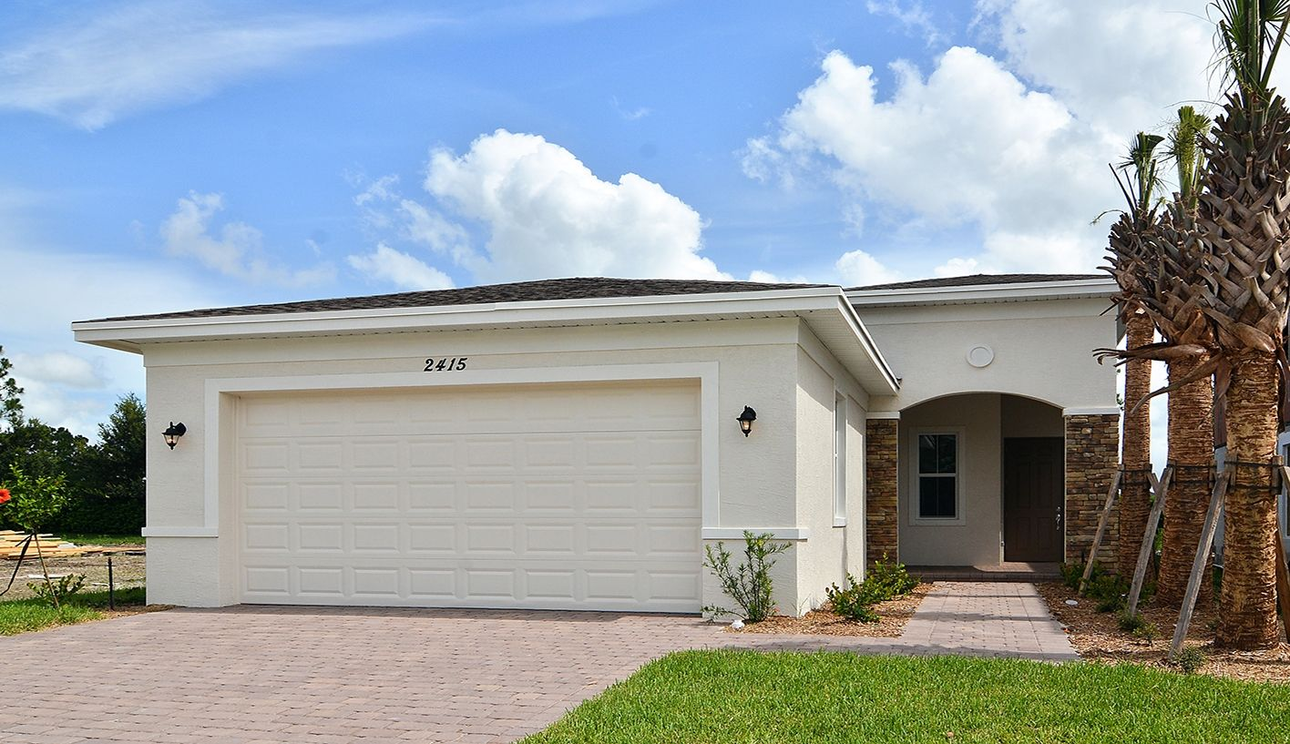 Real Estate at 2415 NW Padova St, Port Saint Lucie in Saint Lucie County, FL 34986