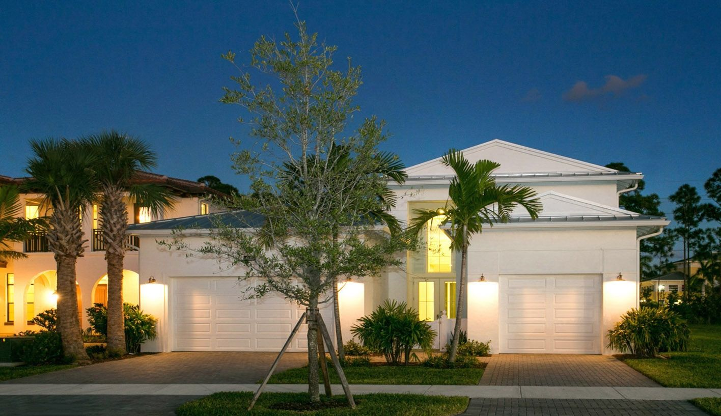 Single Family for Sale at Edge A 1070 Faulkner Terrace Palm Beach Gardens, Florida 33418 United States
