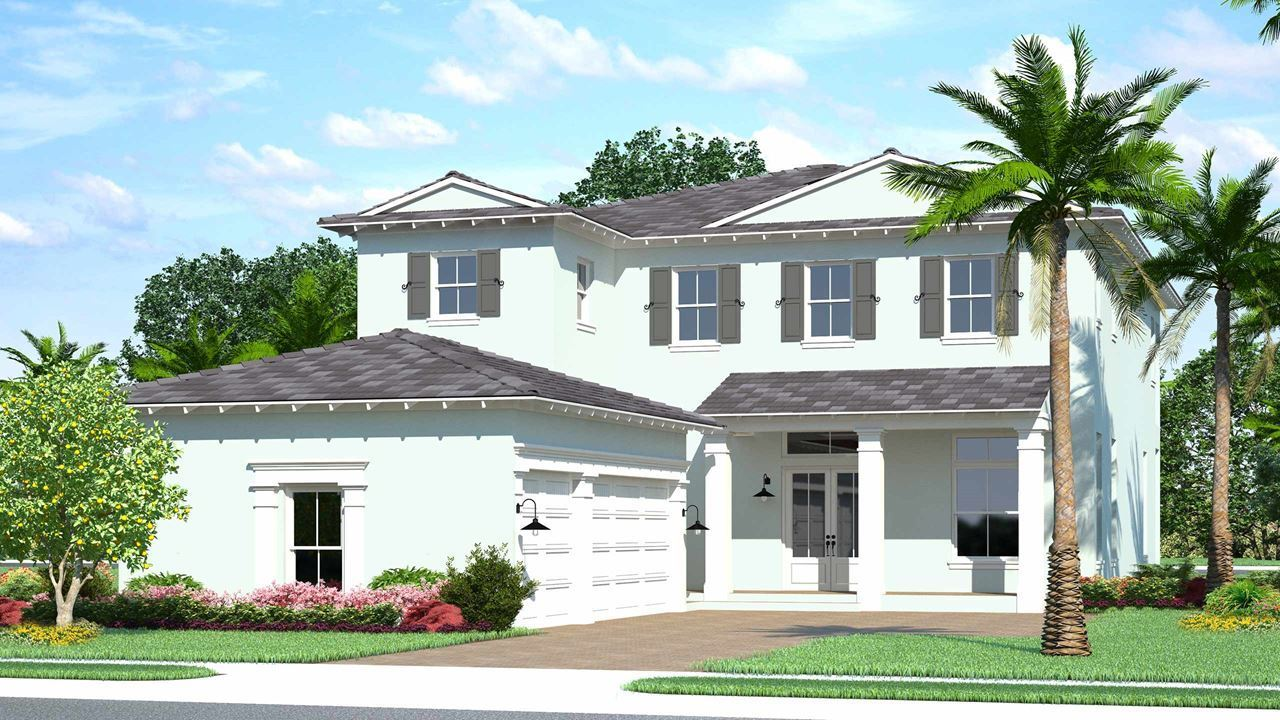 Kolter Homes Alton Edge B 1239501 Palm Beach Gardens Fl New Home For Sale Homegain