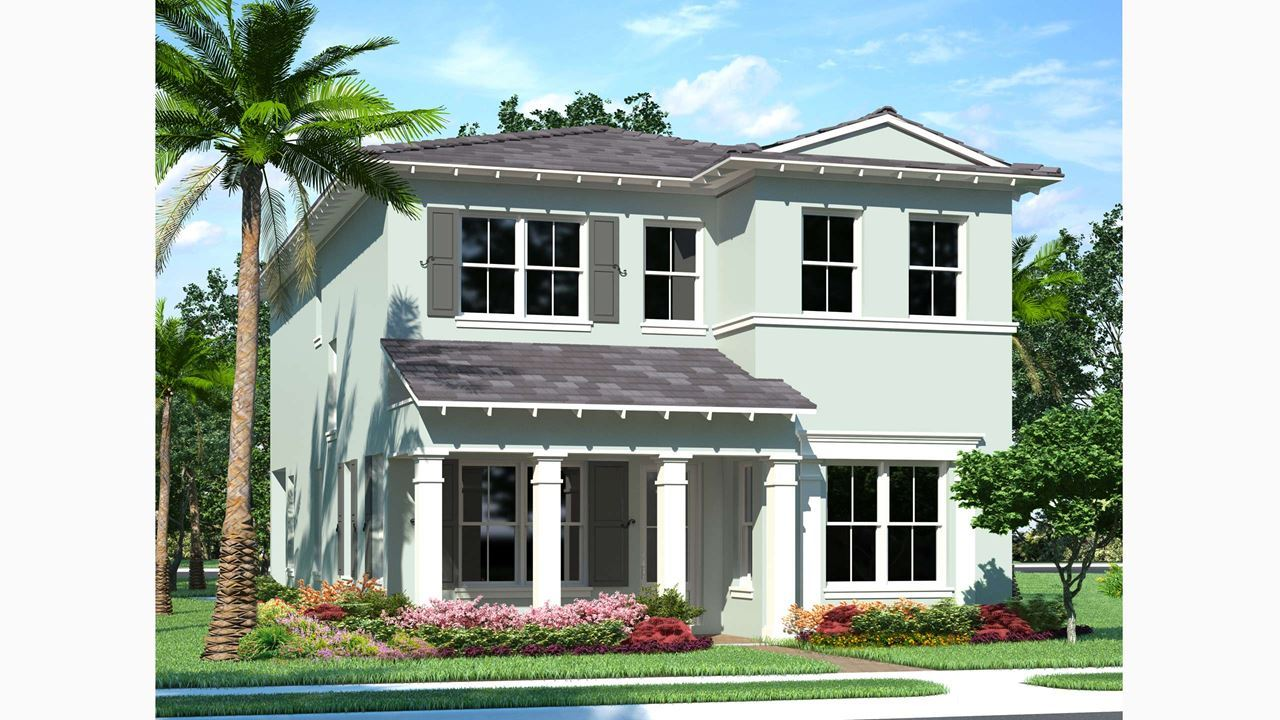 Additional photo for property listing at Alton - Park C 1010 Faulkner Terrace Palm Beach Gardens, Florida 33418 United States