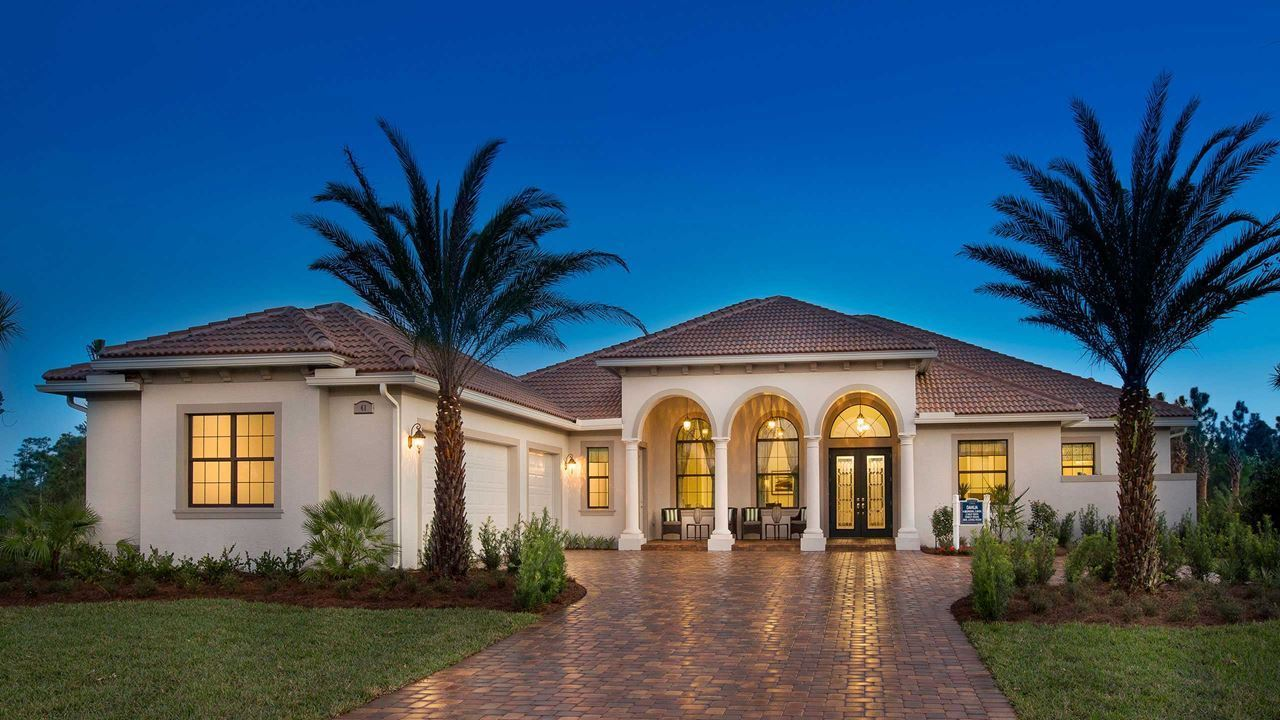 Kolter Homes Canopy Creek Somerset 1357343 Palm City
