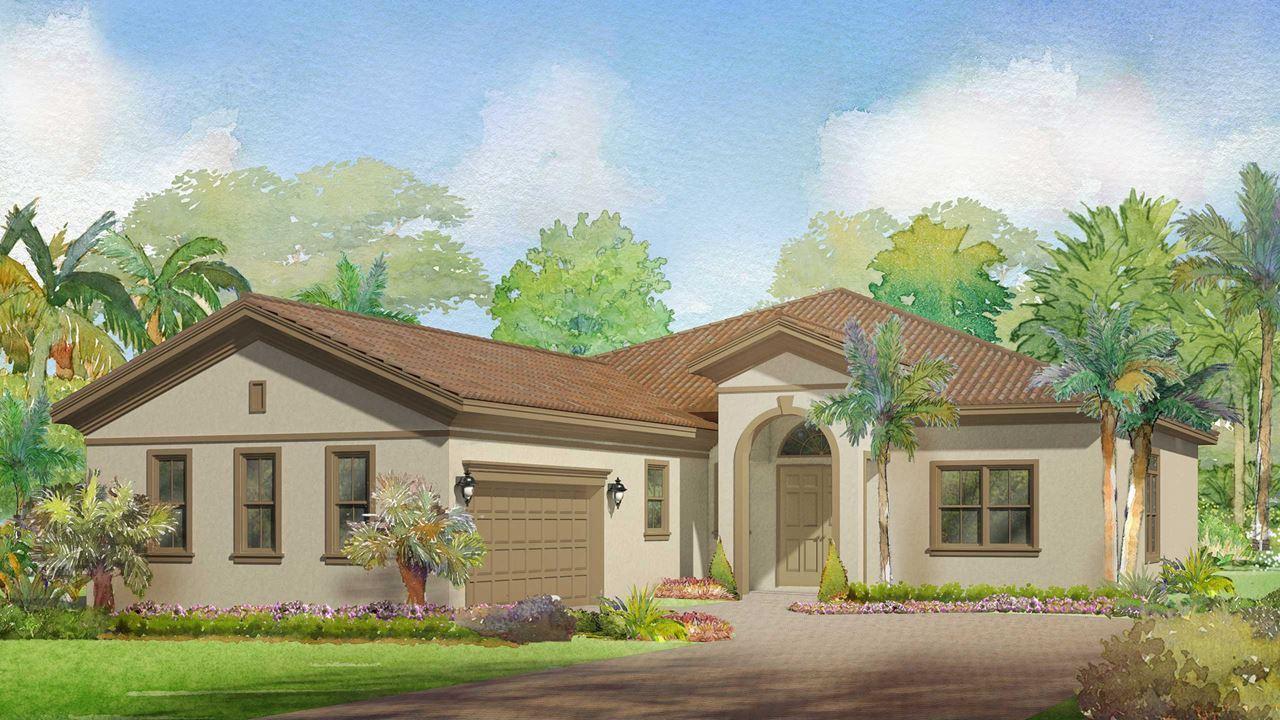 Single Familie für Verkauf beim Pga Village Verano - Bellacerra 17127 Sw Ambrose Way Port St. Lucie, Florida 34986 United States